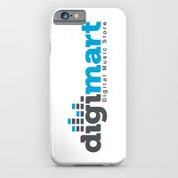 iPhone & iPod Case featuring Digi by VNJP
