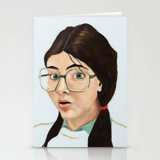 Yearbook 80, Science Lab Stationery Card