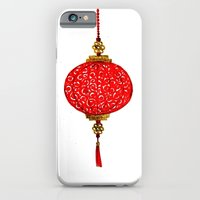 Chinese Lantern iPhone 6 Slim Case