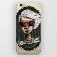 Modern Vintage iPhone & iPod Skin