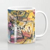 Graffiti Spot Mug