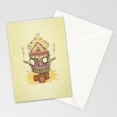 Jellyroll #9: Caos Stationery Cards
