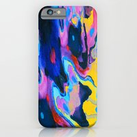 Sunset Oil iPhone 6 Slim Case