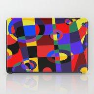 Abstract #96 iPad Case