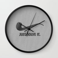 Just Solve It. Wall Clock