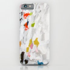 No. 71 Modern Abstract Painting iPhone 6s Slim Case