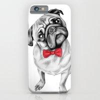 Percy Pug iPhone 6 Slim Case