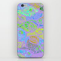 fishy fishy fishy iPhone & iPod Skin