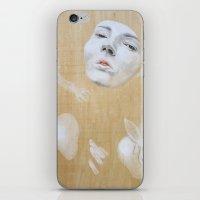 Tratando De Salir iPhone & iPod Skin