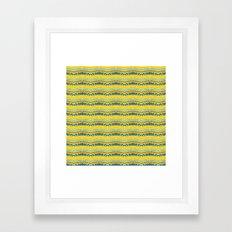 Lemon summer  Framed Art Print