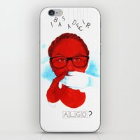 Ibas A Decir Algo? iPhone & iPod Skin