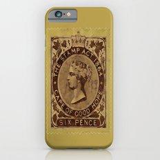 Tax Stamp 1864 - 019 Slim Case iPhone 6s