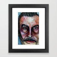 Brosef Framed Art Print