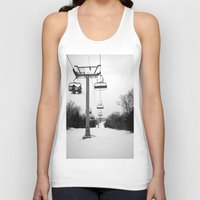 Up The Mountain Unisex Tank Top