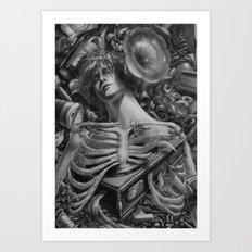 Amplification Art Print