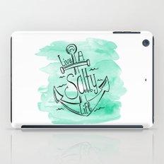 Live A Salty Life iPad Case