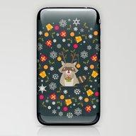 Ornaments iPhone & iPod Skin