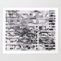 Surrender Your Informati… Art Print
