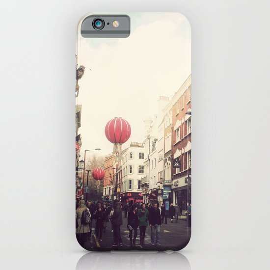 Chinatown , London. iPhone & iPod Case