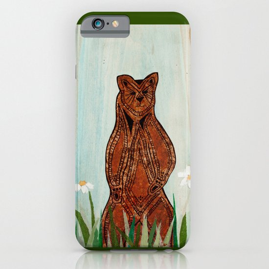 Standing Bear iPhone & iPod Case