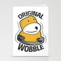 Original Wobble Stationery Cards