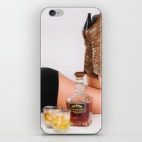 Bottoms Up! iPhone & iPod Skin
