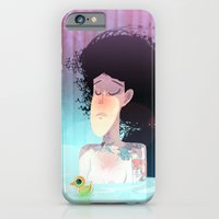 iPhone & iPod Case featuring Need to relax by Francesco Malin