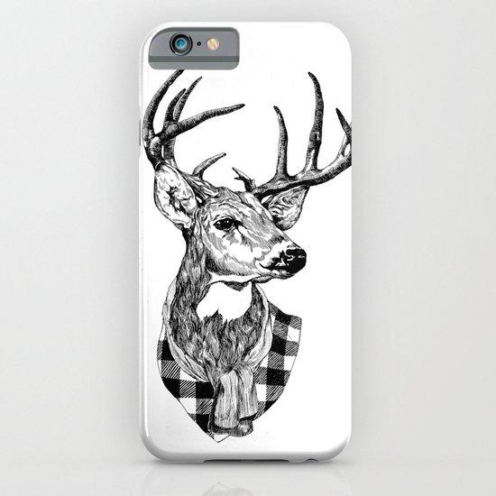Mr Deer iPhone & iPod Case