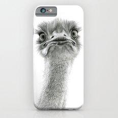 Cute Ostrich SK053 iPhone 6 Slim Case