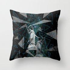 Celestial Mystery Throw Pillow