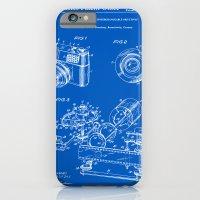 Camera Patent 1963 - Blueprint iPhone 6 Slim Case