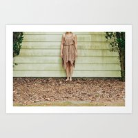 Threadbare Art Print