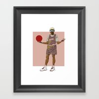 Spike Lee , Do The Right… Framed Art Print