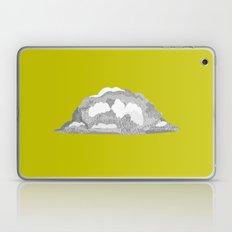 Cloud on Goldenrod Laptop & iPad Skin