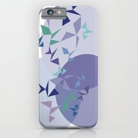 iPhone & iPod Case featuring shapes on shapes by just_cortni