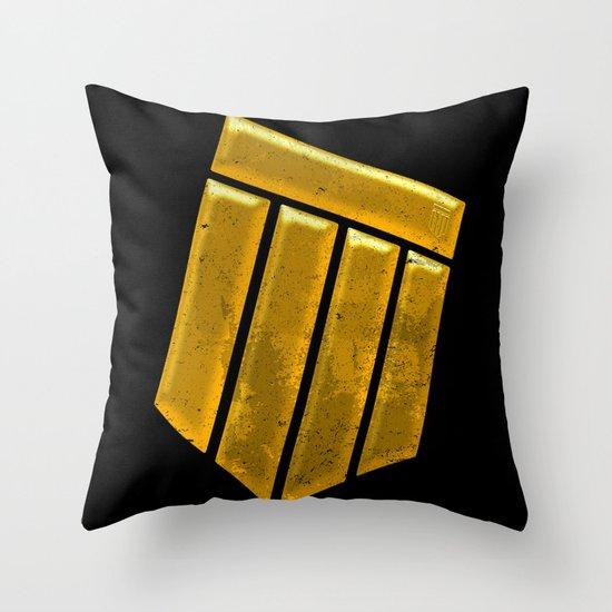 Shield Throw Pillow