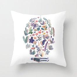 Throw Pillow - nature creator - franciscomffonseca