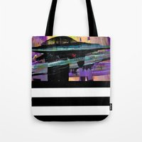 Object Down Tote Bag