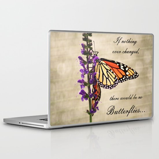 If Nothing Ever Changed... Laptop & iPad Skin