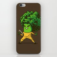 Brocco Lee iPhone & iPod Skin