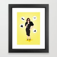 Fabulous.  Framed Art Print