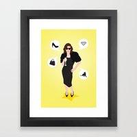 Fabulous.  Framed Art Print