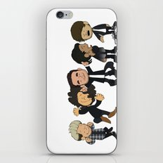 Schulz Dancing 1D iPhone & iPod Skin