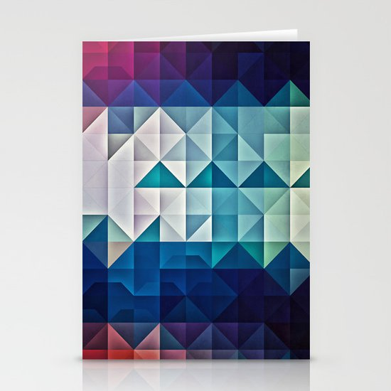cool palette Stationery Card