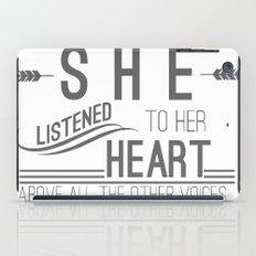 Listen iPad Case