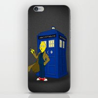 Doctor Lemongrab  iPhone & iPod Skin