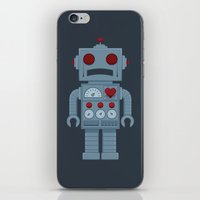 They Gave You A Heart iPhone & iPod Skin