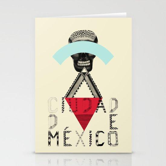 Locals Only - Ciudad de México Stationery Card