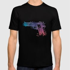 A Thing Of Beauty 2 SMALL Mens Fitted Tee Black