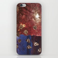 The Last Time You Looked at the Sky iPhone & iPod Skin